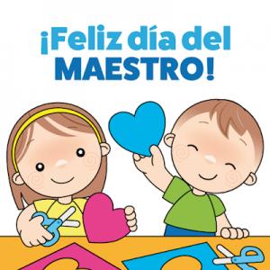 """Momento Cívico: """"Día del maestro"""""""