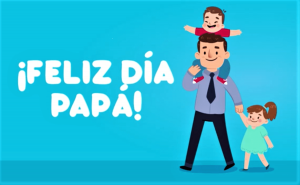 """Momento Cívico y Cartelera """"Día del Padre"""""""